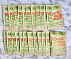 Lot of 23 Vintage S&H Green Stamps Quick Saver Book Booklets FULL of Coupons
