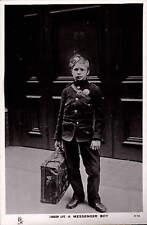 London Life. A Messenger Boy # A 14 by Tuck.