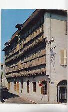 BF21150 la maison de bois rue du palais bourg en bresse  france front/back image