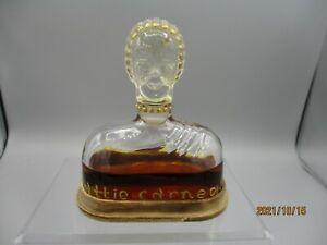 Vintage Hattie Carnegie Figural Perfume Bottle with Partial Box