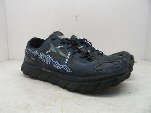 Altra Men's Lone Peak 3.5 Hiking Trail Athletic Shoe Blue Size 9M