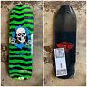 Old School Powell Peralta Ripper Reissue Skateboard Deck Lime Green
