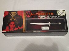 NECA V For Vendetta V's Dagger Prop Replica