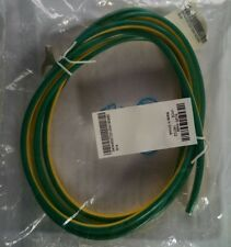 Chassis Ground Cable  2.0m 12 AWG  HP 5185-9408  with Terminals - New - 51859408