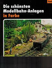 Balcke, schönste Modellbahn-Anlagen i Farbe Bd. 4, Modelleisenbahn, Alba 2010