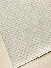 Pastel Rainbows Soft Leatherette Custom PU Leather A4 Sheet 0.8mm