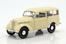 Renault Break 300 kg Juvaquatre 1951 - 1:18 - Norev