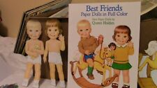 BEST FRIEND PAPER DOLLS--KATE AND CHARLES