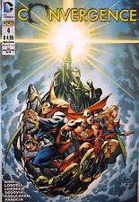 DC Multiverse n.13 : CONVERGENCE n. 4  ed. LION COMICS