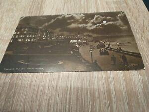 Princes Parade Bridlington.Old Postcard