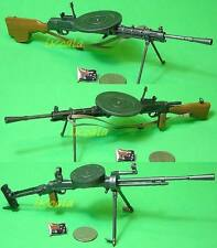 DP28_DPM_DT 1:6 Scale DRAGON WW2 SOVIET RUSSIA ARMY DPM LMG DT MACHINE GUNS SET3