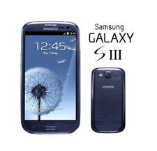 Samsung Galaxy S3 in Blue Handy Dummy Attrappe - Requisit, Deko, Werbung