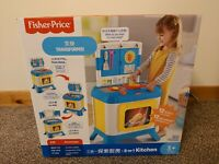 Fisher Price 3 In 1 Kitchen
