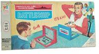 Battleship Game 4730 Vintage 1967 Milton Bradley Complete with original box