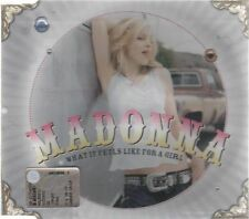 MADONNA WHAT IT FEELS LIKE FOR A... CD SINGLE SIGILLATO!!!