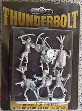 Thunderbolt-Kings of the East-Limited Edition 194 of 999 (Mint, Sealed)