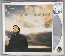 CHRIS DE BURGH - THIS WAITING HEART 3 TRACK CD MAXI SINGLE 1989 CD NEAR MINT!