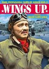 Wings Up!: Rare Propaganda Films of World War II NEW DVD