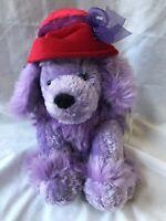 Mary Meyer Sweet Rascals Crimson Belle Poodle Dog Plush Beanbag Stuffed Animal
