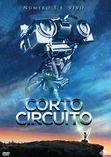 Dvd Corto Circuito - (1986) *** Contenuti Extra *** ......NUOVO