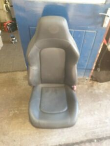 CHRYSLER CROSSFIRE LEATHER SEAT RIGHT SIDE