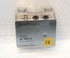 FuG BOS RTK Antennenanpassgerät Hirschmann AP7013 AP 7013/11 7013