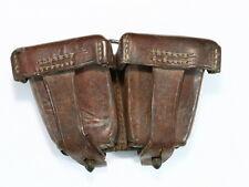 Polish Mosin Nagant Leather Ammo Pouch E35