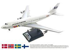 IF742SAS0618 1/200 SAS BOEING 747-200 LN-AEO IVAR VIKING - FOR SCANDINAVIA