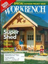 2002 Workbench Magazine: Convertible Super Shed/Trellis/Coat Rack/Outdoor