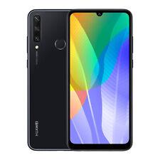 Smartphone Huawei Y6p  3GB Ram  64GB Memoria - BLACK  NO SERVIZI GOOGLE