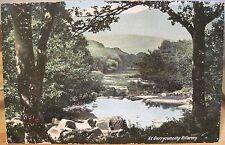 Irish Postcard At DERRYCUNNIHY Lakes of Killarney Ireland From Haverhill MA 1908