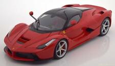 1:18 Hot Wheels Ferrari LaFerrari 2013 red/black