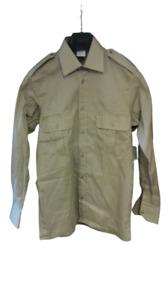 Camicia esercito italiano nuova tg. 14,5