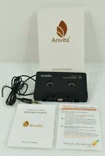 Arsvita Car Audio Cassette Adapter 3.5mm Male Connector
