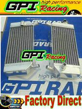Aluminum radiator Honda CRF250X CRF 250X 2010-2013 2012 10 11 12 13
