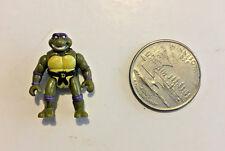 Vintage Teenage Mutant Ninja Turtles Mini Micro Donatello TMNT Figure