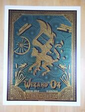 Wizard of Oz   David O'Daniel Movie Poster   S/N Emerald Edition of 350