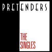 PRETENDERS - THE SINGLES USED - VERY GOOD CD