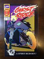 Ghost Rider #1 (1990) - 1st Danny Ketch - Rare 2nd Print!