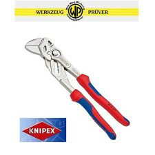 KNIPEX Zangenschlüssel 8605 86 05 250mm Zange Neu