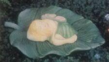 Giessform für Keramik (ohne Elfe)  #1141 Blatt-Teller 18 x 13 cm D.