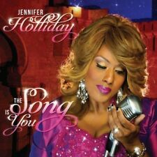 Jennifer Holiday - The Song Is You (Audio CD - 11/18/2013) NEW