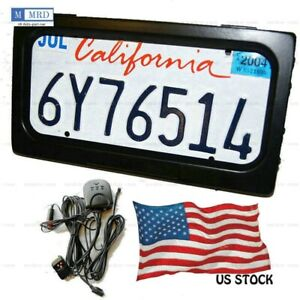 Lplpol Alien Head Personalized Metal License Plate Decorative Car License Plate Aluminum Novelty License Plate Frame C
