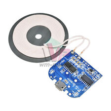 Wireless Charger PCBA Circuit Board Receiver With Coil Charging Module DIY Gifts