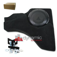 JL AUDIO Infiniti '03-'07 G35 Coupe Stealthbox Loaded 10W1v3 Subwoofer Box 600W