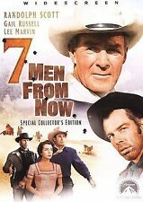 Seven Men from Now - Randolph Scott, Lee Marvin, Gail Russell - New