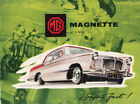 MG MAGNETTE MK3 1959 TO 61 - COPPER BRAKE PIPE SET