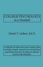 College Psychology in a Nutshell by