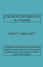 Psicologia College in poche parole da