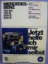 Mercedes Benz 180Dc 190D 200D 220D 3.Auflage 1971